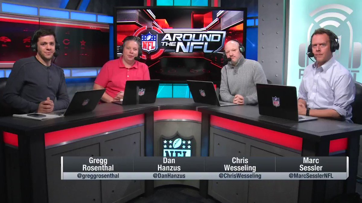 Video! The heroes discuss how the Giants and Bills could affect each other's draft strategies https://t.co/CyDXOlhqi9