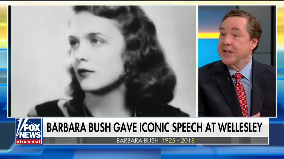"Edward McNally on Barbara Bush: ""She had devoted her life to friends, family and faith and it showed."" https://t.co/zgdZCGWet3"