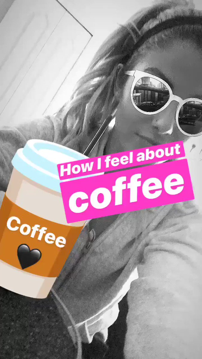How I feel about coffee 🖤☕️