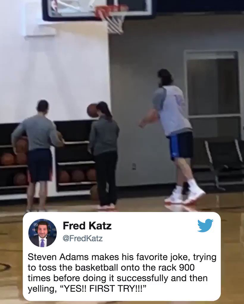 Never change, @RealStevenAdams. (via @FredKatz)