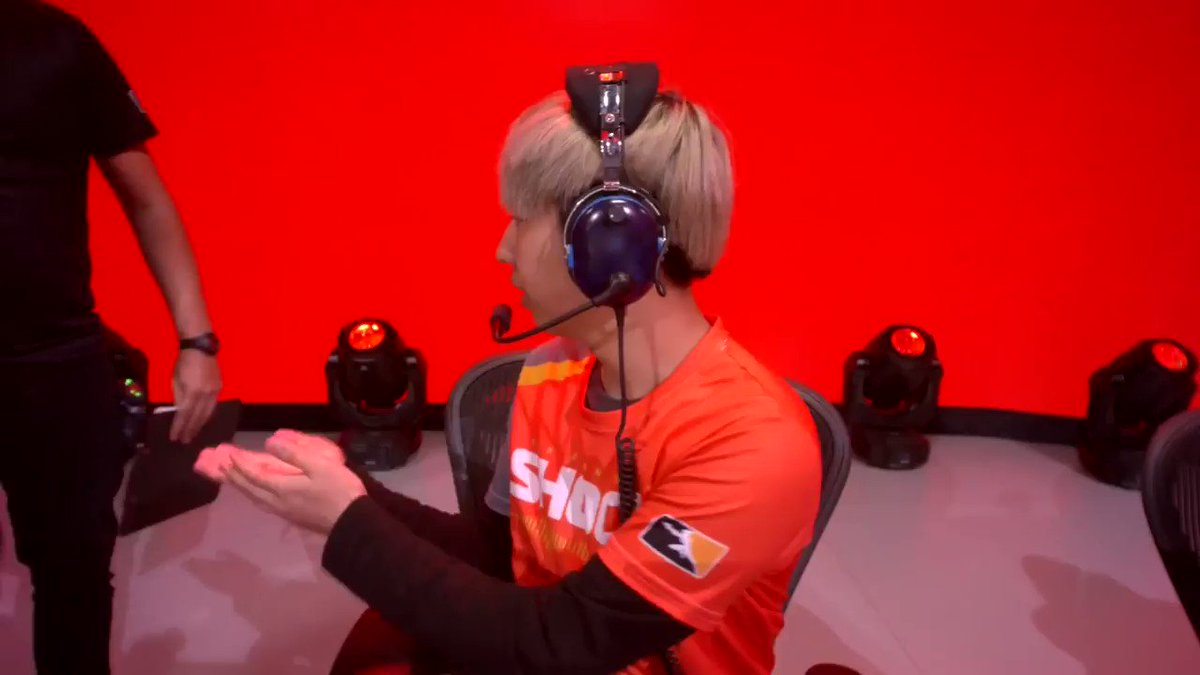 @overwatchleague @Shock_Architect Clean...