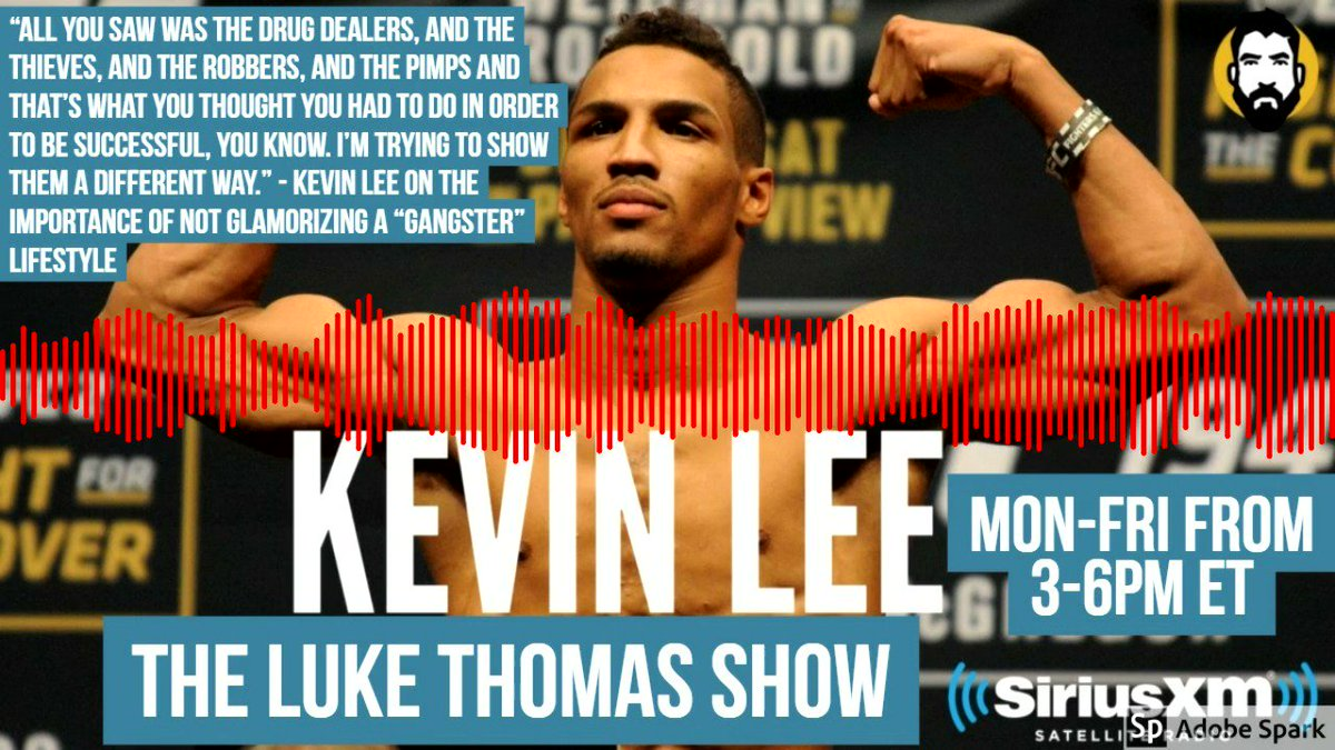 .@MoTownPhenom explains his #25toLife hashtag and why MMA fighters glamorizing a gangster image is laughable #TLTS  @lthomasnews