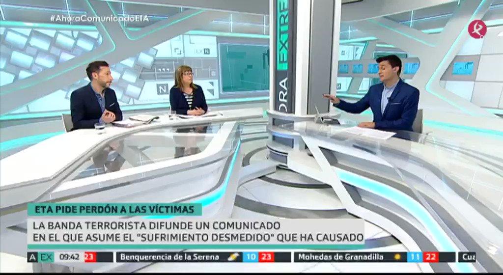 José María Antón también ha estado en @cextremadura📺:
