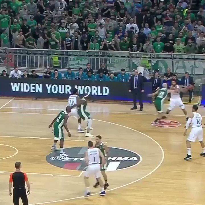 .@paobcgr 1⃣-1⃣ #RMBaloncesto  ✨ Relive the best moves from our second match in Athens! 🔥 ¡Revive las mejores acciones de nuestro 2do partido en Atenas!