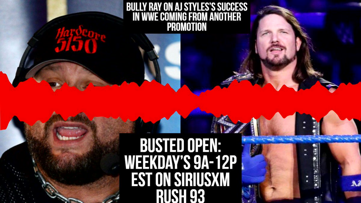 If they allow you to stay yourself, that means they wanted you really, really bad. @bullyray5150 explains why @AJStylesOrg is an anomaly in the current #WWE system. #SDLive #SuperstarShakeup