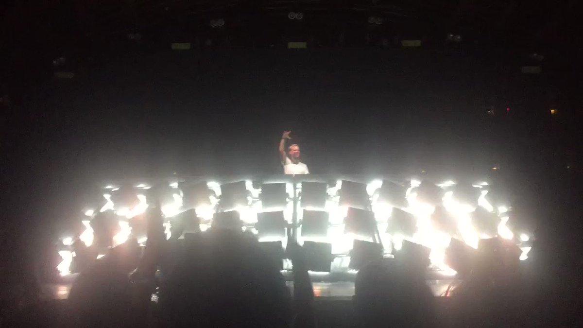 The reason I went to Ibiza, Avicii. His...
