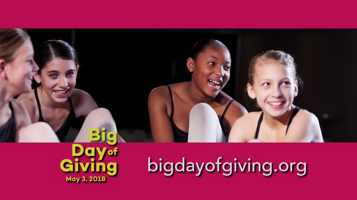 "Image for the Tweet beginning: ""Big Day of Giving."" ""El"