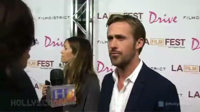 @Ryan Gosling what's the craziest thing you have done for Love? 🎥