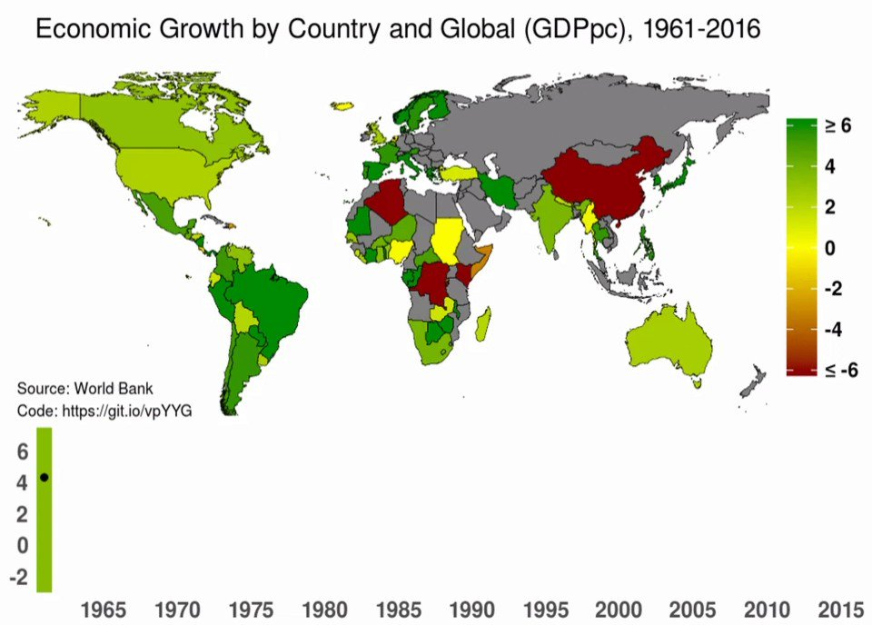 understanding the economic growth of a country 2the role of structural change in economic growth the current understanding of economic growth is largely based on the neo- classical growth model developed by robert solow (1956.