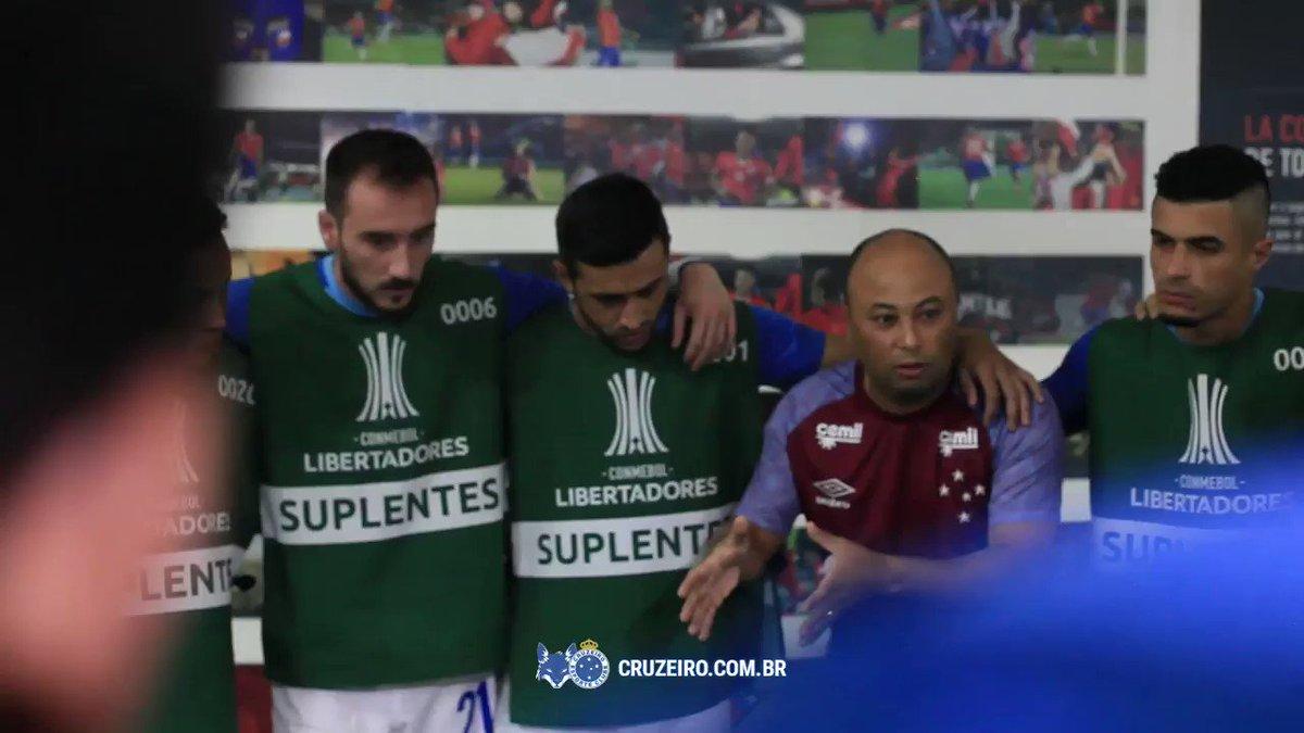 BASTIDORES de Universidad de Chile 0 x 0...