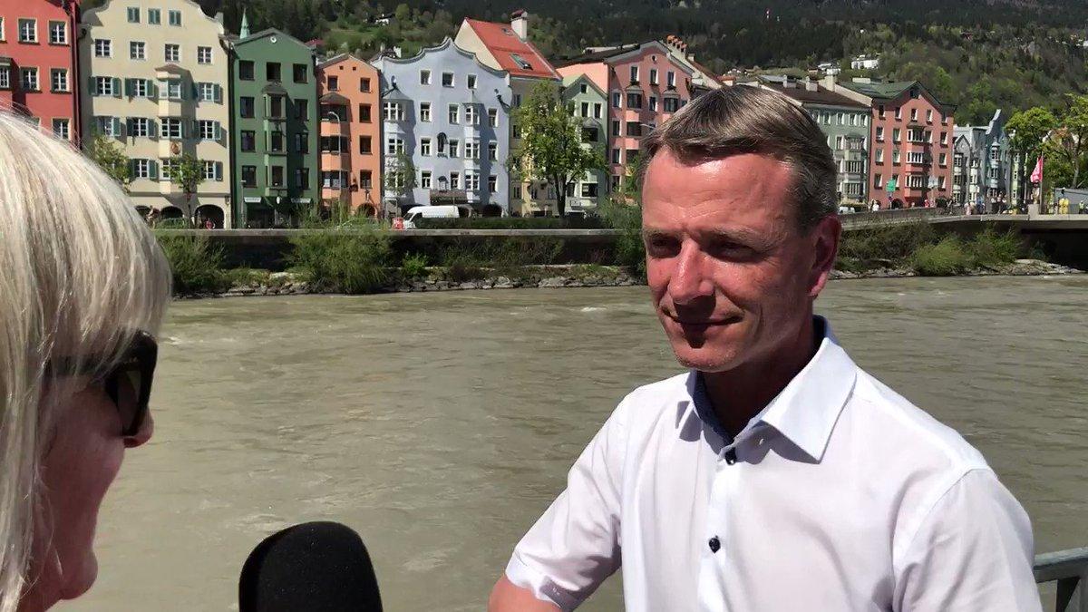 Ein toller Wahlkampf bis zur letzten Minute. Danke an #Vizebürgermeister Christoph Kaufmann #Innsbruck #innsbrucktirol2018 #Bürgermeisterin #Christine #OppitzPlörer #teamchristine #grw18 #fuerchristine #ibktwit