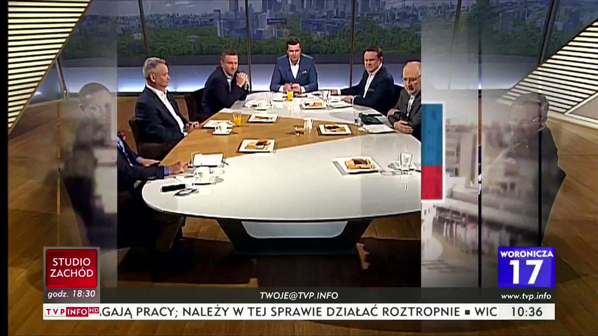 Odcinek Ministerstwa Prawdy w #Woronicza...