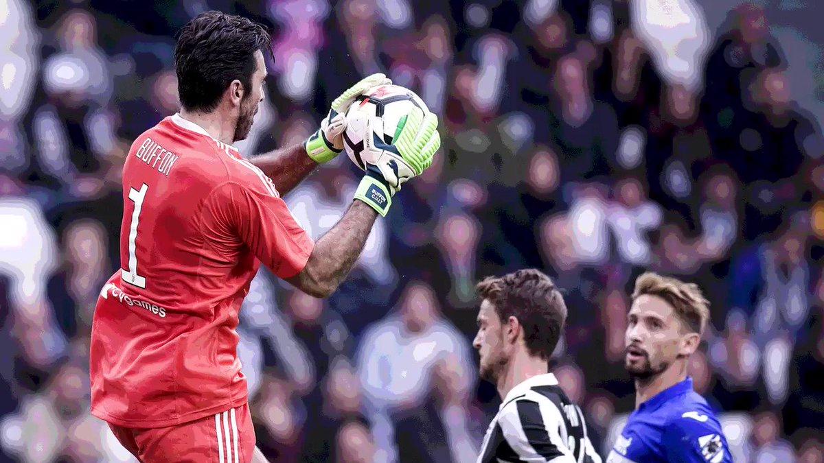 Gianluigi Buffon's photo on #FinoAllaFine
