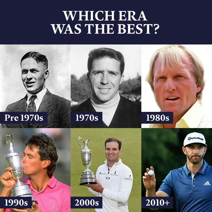 The Open's photo on Golf