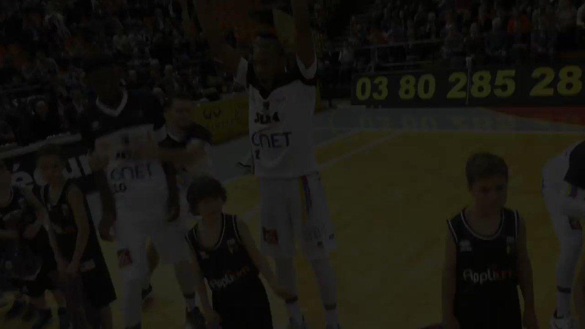 Image for the Tweet beginning: Vite vite vite ! @jdadijonbasket