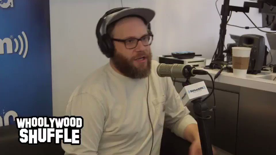 �� is @Sethrogen the White Rick Ross? @Shade45 ���������� https://t.co/R3ZlKaS3O7