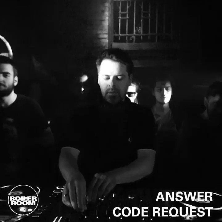 Track ID on this one @AnswerCodeRqst?
