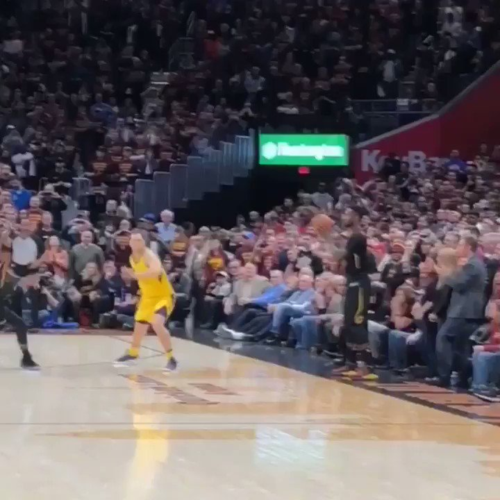 From inside The Q....  #ThisIsYourTime #WhateverItTakes https://t.co/pCZC7o64gg