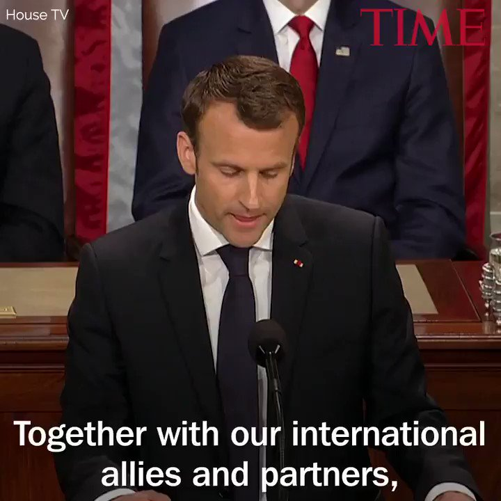 Emmanuel Macron, Congress, Speech | Baaz