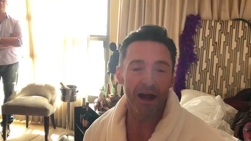 Ryan Reynolds Sang Happy Birthday To Hugh Jackman And I'm Surprised At How Good He Sounds