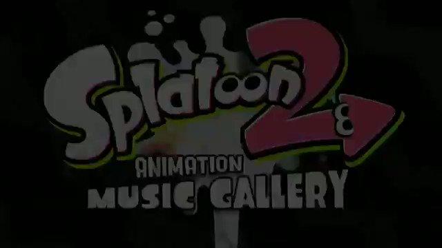 YouTubeで見つけた!外人さんが作ったスプラトゥーン界のアーティストのアニメーションがかっけぇ… この後URL載せます即高評価や!短いけどその代わりにめちゃくちゃクオリティ高い!