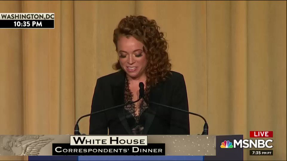 Michelle Wolf destroys Sarah Huckabee Sanders at #WHCD https://t.co/pKGSSOCu8d
