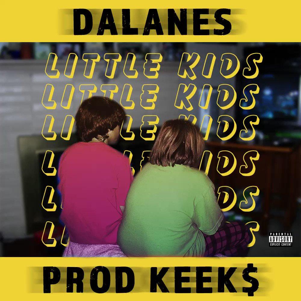 ⚠️NEW MUSIC OUT NOW⚠️  LITTLE KIDS PROD @YungMasterKeeks   https://www.soundcloud.com/dalanes/little-kids-prod-keek…  SPREAD THA LOVE FAMILY 🤘🏼💛🙏🏼  THIS THE START OF SUMMER 🌊🌊🌊