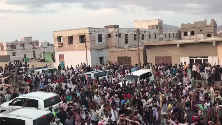 Anger erupts on Yemen's Socotra as UAE deploys over 100 troops
