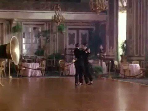 推しCPがスーツ紳士のシッパー達に観て欲しいダンス動画②  映画「valentino」のワンシーン