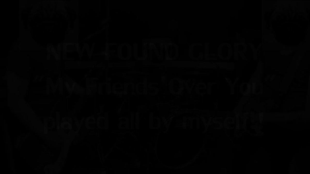 NFG「My Friends Over You」をバンドスタイルで演奏してみた#演奏してみた#弾いてみた#叩いてみた#メロコア#poppunk