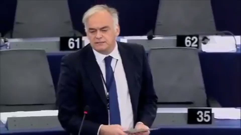 Yesterday I had to teach my students, in under 3 hours, what the EU was and why #Brexit was happening. It seemed like an impossible task. Then I found this MEP had done it in 2 minutes.   This is very important. Please watch and RT.