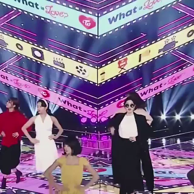 what is LOVE?  stage mix ver.どんなTWICEも可愛い😳 #TWICE好きと繋がりたい #o