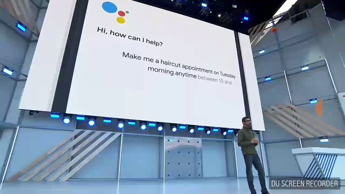 Google is now ready to let its tech do your talking