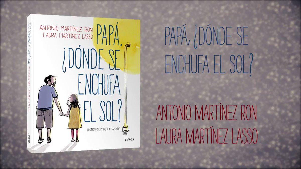 """EN EXCLUSIVA: Laura y yo os explicamos en qué consiste nuestro libro ¡¡EN PIJAMA!! https://www.amazon.es/Pap%C3%A1-%C2%BFd%C3%B3nde-enchufa-Fuera-Colecci%C3%B3n/dp/8498929881/… """"Papá, ¿dónde se enchufa el sol?"""""""