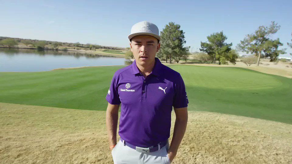 Excited to wear purple and rep @grantthorntonus at #THEPLAYERS this year