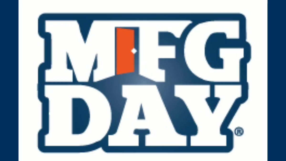 #TBT to #MFGDay17 at our Findlay, Ohio plant! We're looking forward to #MFGDay18 this October! #MFGMatters #InvestedinAmerica