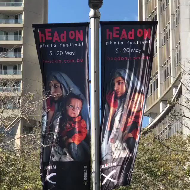 @HeadOnPhotoFest is featuring Afghanistan in ads for its exhibition running from Saturday 5 – Sunday 20 May 2018 in #Sydney. Head On Photo Festival is one of the world's most prestigious photo festivals.