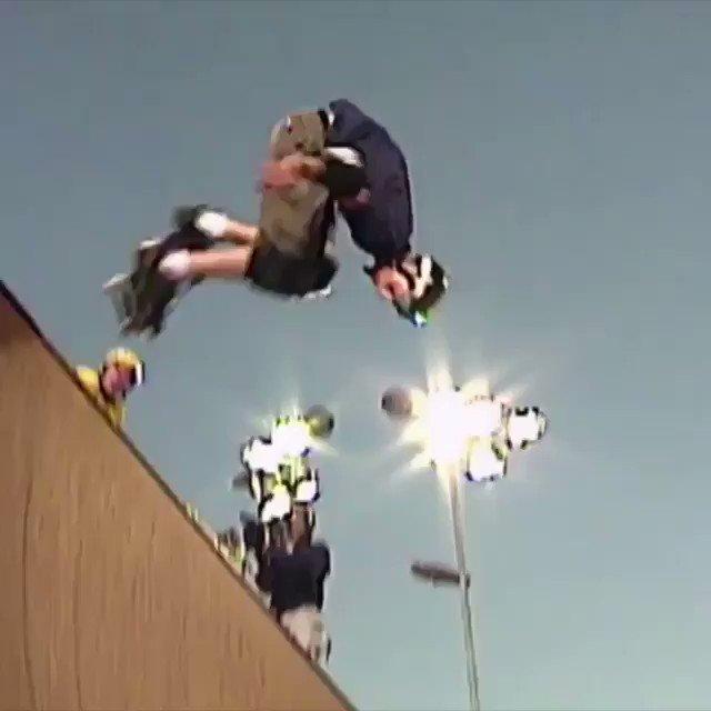 Today, skateboarding legend Tony Hawk celebrates turning 50. Happy birthday Birdman!