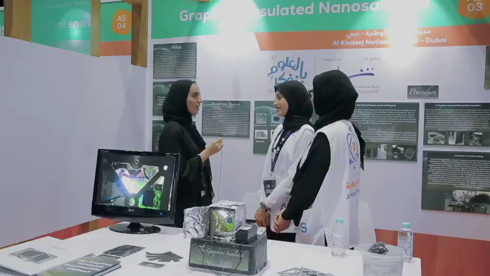 emirates foundation on twitter each year student scientists from