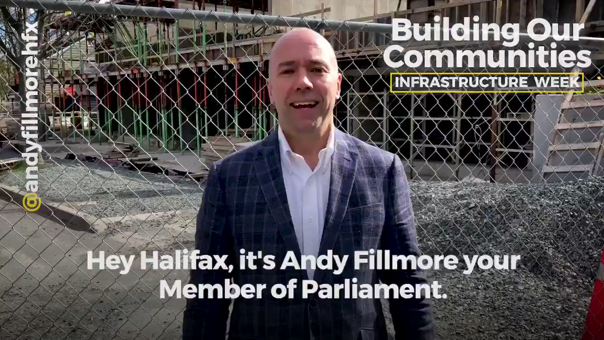 Andy Fillmore, MP's photo on Infrastructure Week