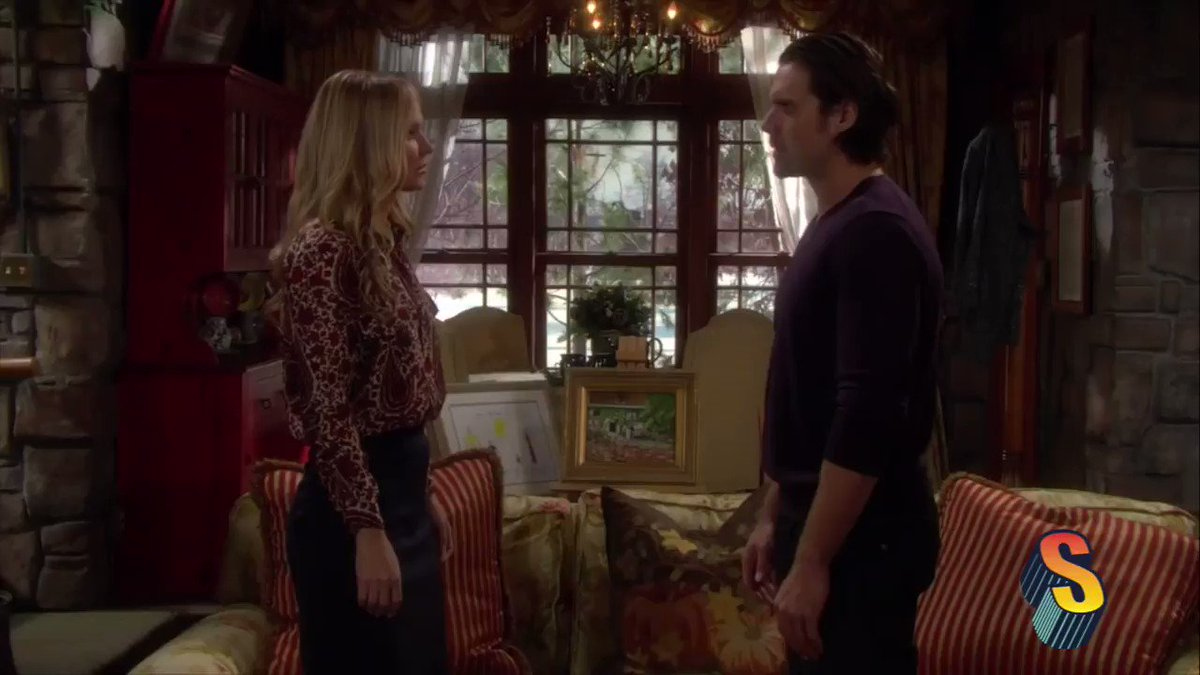 #YR | Sharon's Secrets and Schemes Get Her More Than She Bargained For 🐟 @sharonlcase @JoshuaMorrowYR #SoapOperaNation
