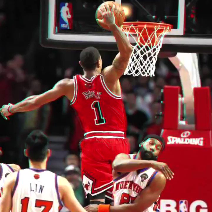 Youngest player ever to win NBA Most Valuable Player. DRose. Electric.🏀🌹⚡️💪🔥🔥