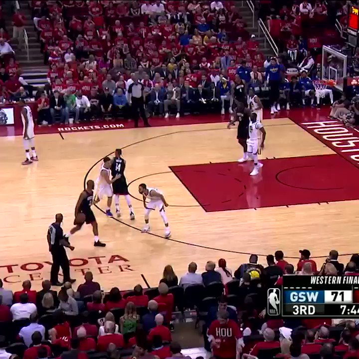 CP3 dropped Steph �� https://t.co/7Fi7nYaSnb
