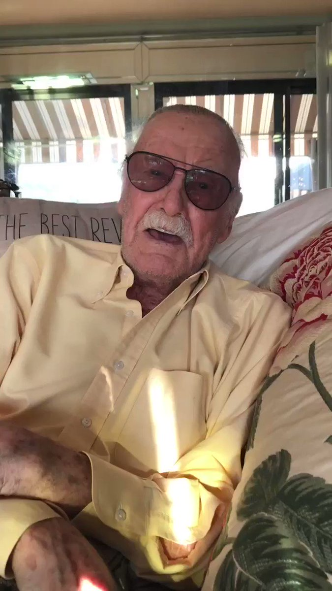 stan lee on Twitter