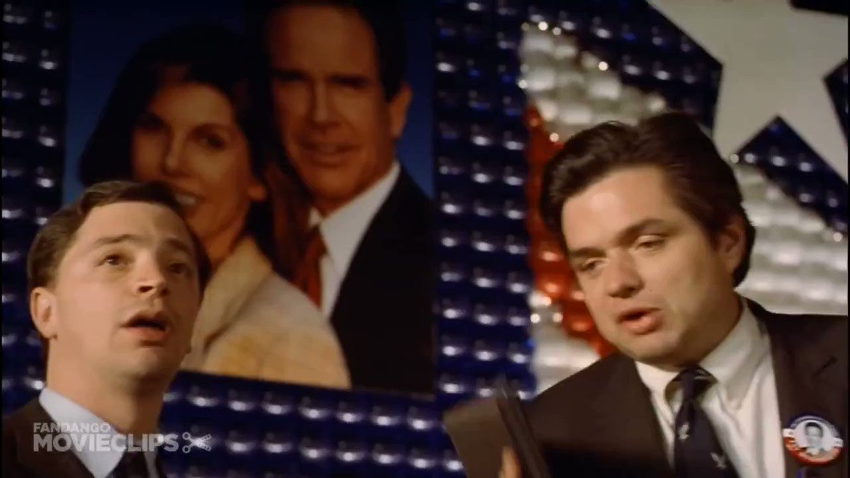 20 years ago yesterday, Warren Beatty rapped about single-payer in a major motion picture.