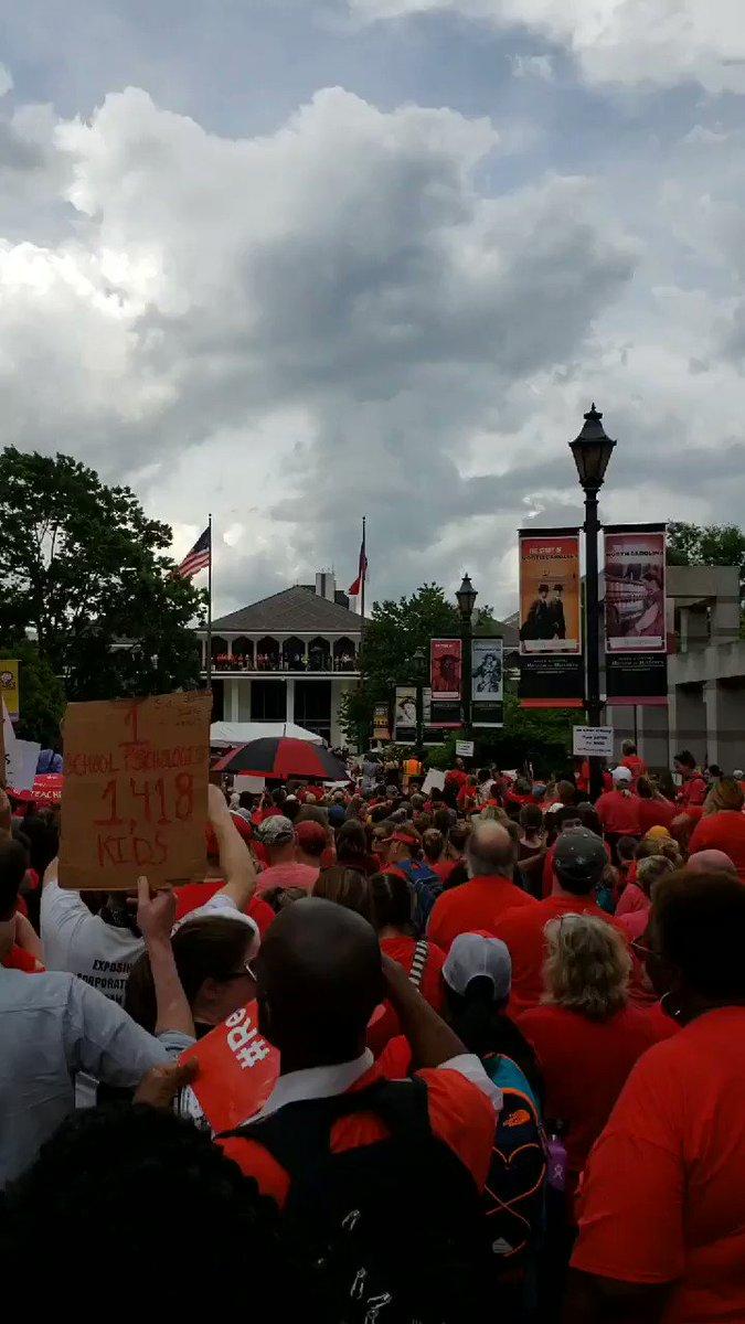 NC State AFL-CIO's photo on #Red4Ed