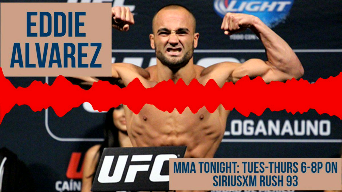 .@Ealvarezfight to @MieshaTate and @realOCsports: For my own legacy, I want to defeat Khabib, then redeem my loss against McGregor.