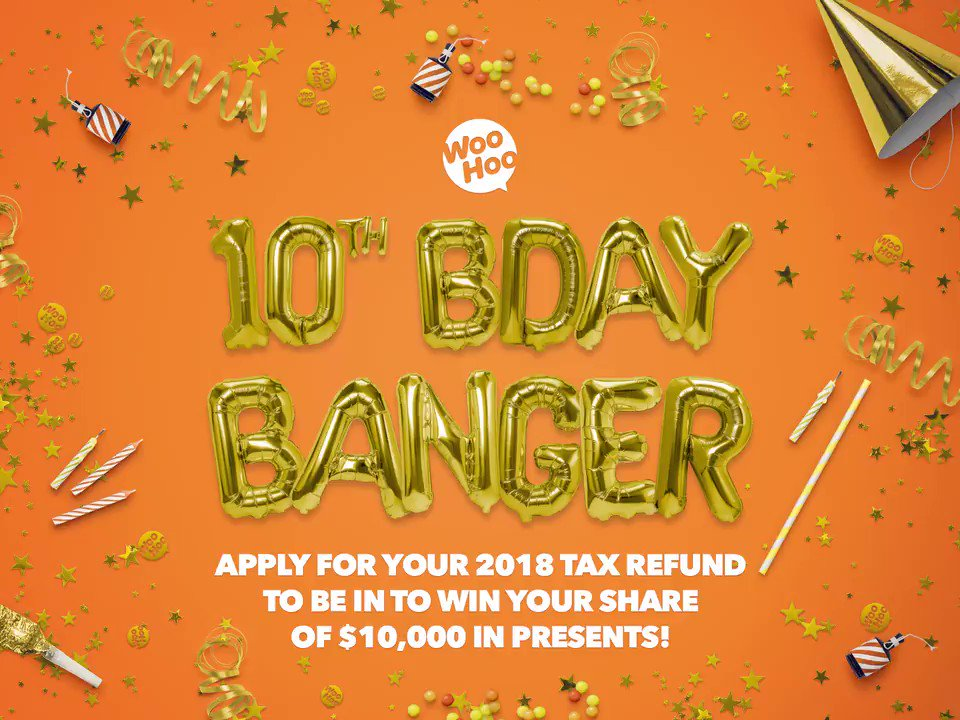Fancy winning a $100 prezzy card? Head over to our FB Page, send us a photo of your old phone and you're in the draw. And don't forget to enter our #birthdaybanger giveaway by applying for your refund—this week's prize reveal is a brand new smartphone!
