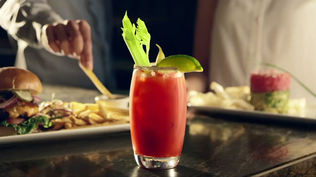 Twitter post: Cheers to Canada's favourite unofficial holiday! #NationalCaesarDay deserves…Read more. Opens full post in an overlay