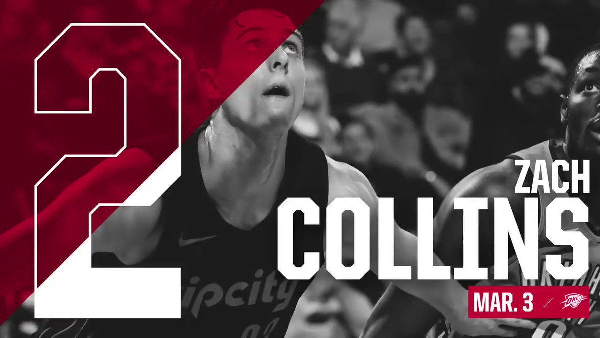 The number 2 spot goes to @zcollins_33 for a big block in a big moment against a division rival.